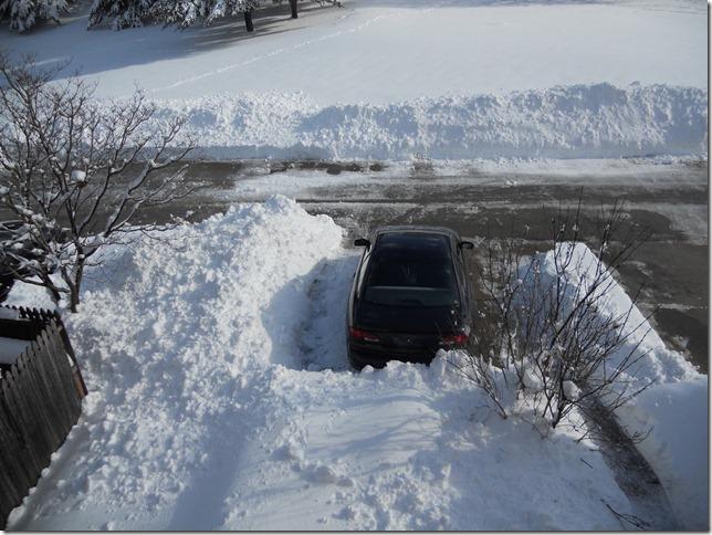Snow January 27, 2011